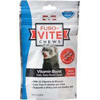 Marshall Pet Products 572032 3 oz Furo-Vite Vitamin Boost Chews Bacon