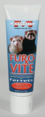 Marshall Pet Products - Furo-vite Vitamin Supplement For Ferrets 4.2 Ounce - FS-075