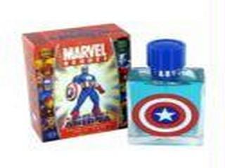 Marvel 150382 3.4 oz Captain America Eau De Toilette Spray