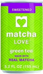 Matcha Love 5.2 Ounce Sweetened Green Tea