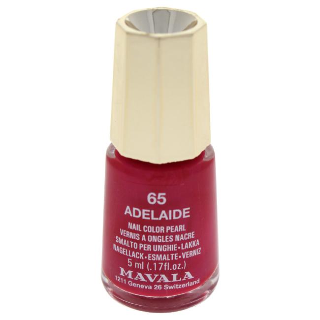 Mavala W-C-13921 Nail Lacquer No. 65 - Adelaide Nail Polish for Women 0.17 oz