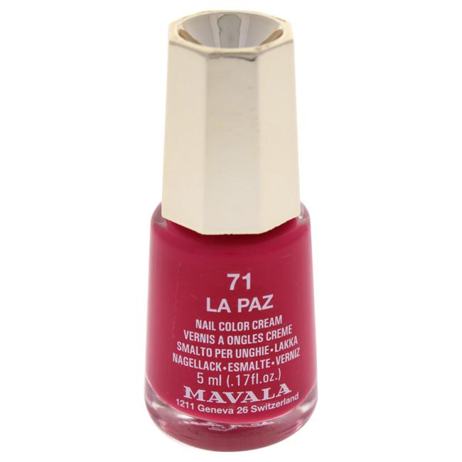 Mavala W-C-13952 Nail Lacquer No. 71 - La Paz Nail Polish for Women 0.17 oz