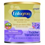 Mead Johnson 75146110 20 oz Enfagrow Gentlease Toddler Powder