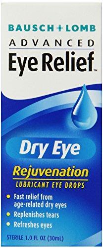Merchandise 0697885 Bausch & Lomb Advanced Eye Relief Rejuvenation Lubricant Eye Drops 1 oz