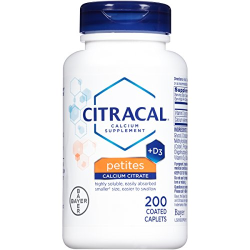 Merchandise 0808989 Citracal Petites with Vitamin D3 200-Count