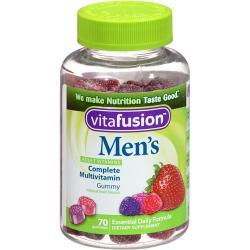 Merchandise 1889400 Vitafusion Mens Gummy Vitamins Complete MultiVitamin Formula 70 Count