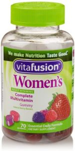 Merchandise 1889427 Vitafusion Womens Gummy Vitamins 70 Count