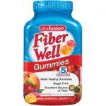 Merchandise 1889613 Vitafusion Fiber Well Gummies Prebiotic Fiber Supplement 90 Count