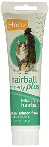 Merchandise 50455106 Hartz Hairball Remedy Plus Paste for Cats & Kittens 2.5 oz