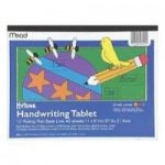 Merchandise 65210002 Hytone Handwriting Tablet for Grades 1-2-3 11 x 8.5 in.