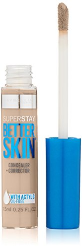 Merchandise 7718934 Maybelline New York Superstay Better Skin Concealer Ivory 0.25 fl oz