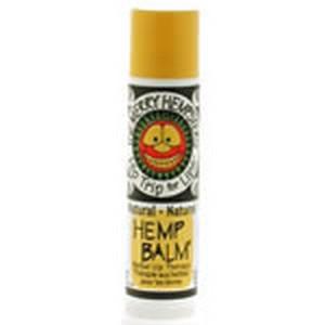 Merry Hempsters 209457 0.14 oz Organic Hemp Natural Tubes Lip Balms