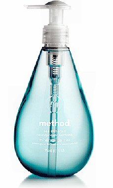 Method 00162 SEA Sea Minerals Hand Wash Gel 12 Oz Pack Of 6