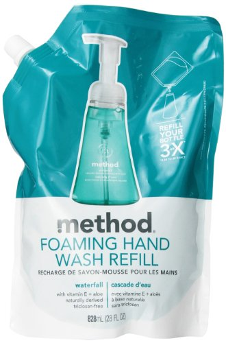 Method Products Inc. Mth01366 Foaming Hand Wash Water Refill