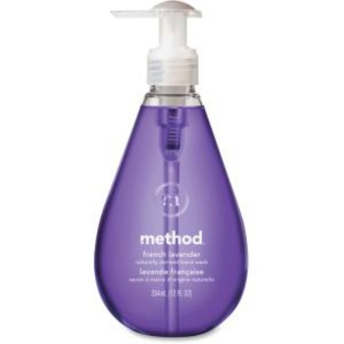 Method Products MTH00031CT Gel Hand Wash French Lavender - 12 oz.