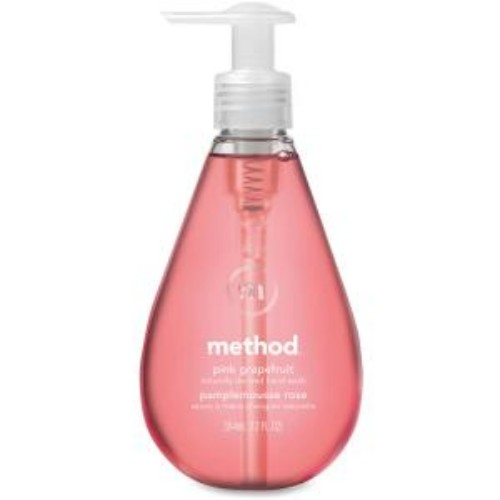 Method Products MTH00039CT Gel Hand Wash French Pink - 12 oz.