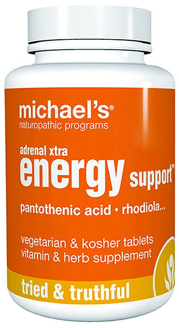 Michaels Naturopathic 364014 Adrenal Xtra Energy Support 90 Tablets