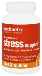 Michaels Naturopathic 364029 Adrenal Stress Support Factors 90 Tablets