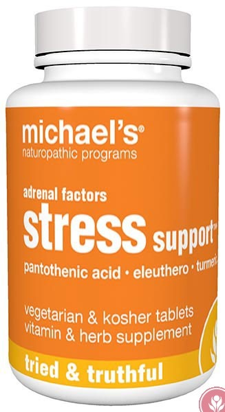 Michaels Naturopathic 364100 Adrenal Stress Support Factors 60 Tablets