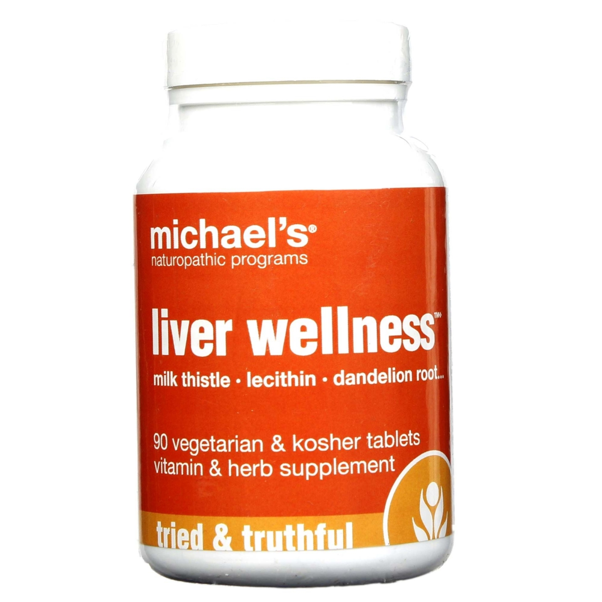 Michaels Naturopathic 364102 Liver Wellness 90 Tablets