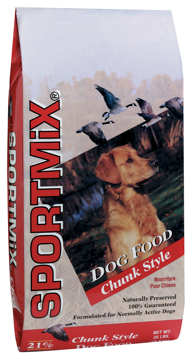 Midwestern Pet Foods 030PP-60042 Sportmix Chunk Style Dog Food