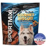 Midwestern Pet Foods 030PP-72573 Sportmix Gourmet Biscuits With Roasted Peanuts