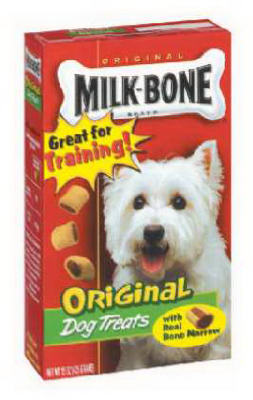 Milk-Bone 7910092317 Original crunchy MilkBoneTreat 15 oz