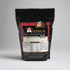 Milk Products Grade A Ultra 24percent Milk Replace 8 Pound Bag - 01-7428-0217