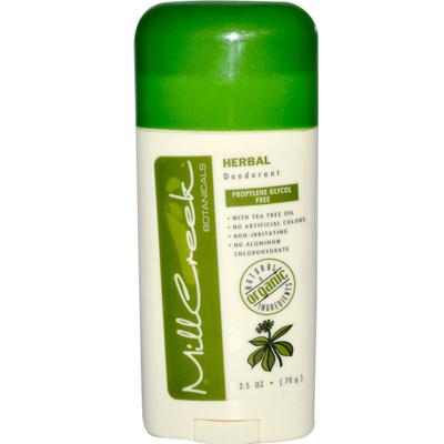 Mill Creek 0634600 Deodorant Stick Herbal - 2.5 oz