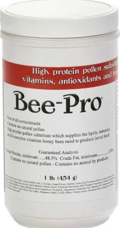 Miller Manufacturing 052882 Pollen Substitute Powder for Bees