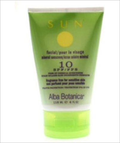 Mineral Sunscreen Spf10
