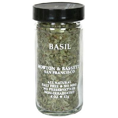 Morton & Bassett BG15907 Morton & Bassett Basil - 3x0.4OZ