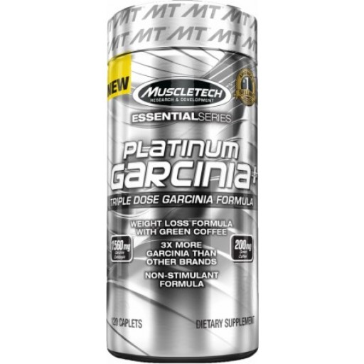 Muscletech 800555 Essential Series Platinum Garcinia Plus