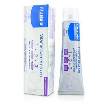 Mustela 183802 Vitamin Barrier Cream 3.88 oz