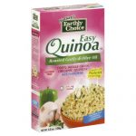 NATURES EARTHLY CHOICE QUINOA EASY GARLIC & H-4.8 OZ -Pack of 6