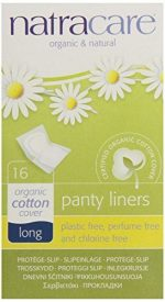 Natracare 1600097 Panty Liners Long - Wrapped 16 Count