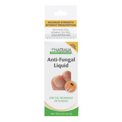 Natralia 0141754 Anti-Fungal Liquid - 1 fl oz