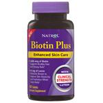 Natrol 230570 General Health Biotin Plus with Lutein 60 Tablets