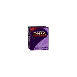 Natrol 40866 3.5 x 1.9 x 1.8 Dhea 10 mg
