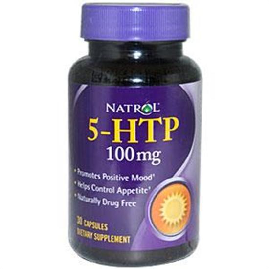 Natrol Stress & Mood Relief 5-HTP 100 mg 30 capsules 219271
