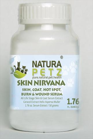 Natura Petz CARA1 Skin Nirvana - All Life Stages - 1.76 oz - 50 gm