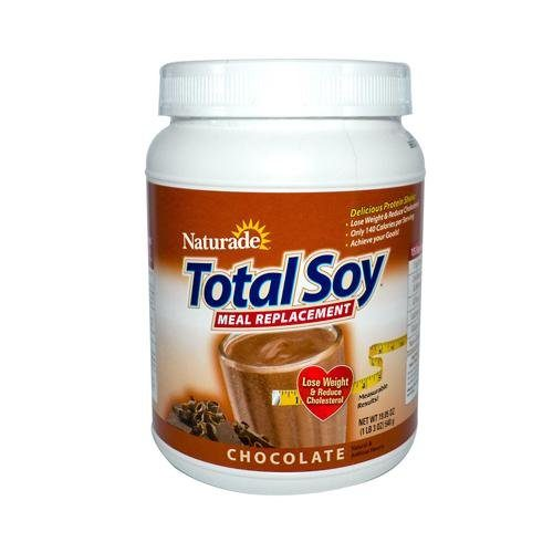 Naturade 0951681 Total Soy Meal Replacement Chocolate - 19.05 oz