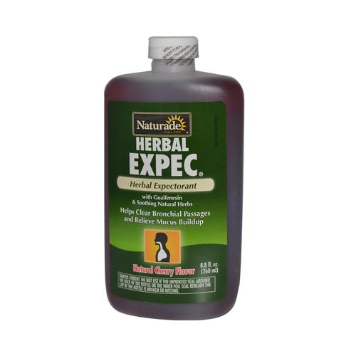 Naturade 582403 Naturade Herbal Expec Cherry - 9 fl oz