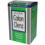 Natural Balance Ultra Colon Clenz - 60 Vegetarian Capsules