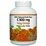Natural Factors BG16175 Natural Factors Tngy Ornge Vit C - 1x90TAB