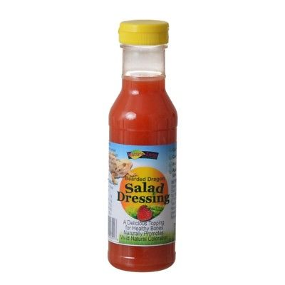 Nature Zone 783178543516 Salad Dressing for Bearded Dragons 12 oz