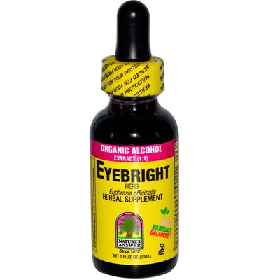 NatureS Answer Eyebright Herb - 1 Fl Oz