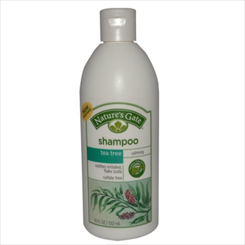 NatureS Gate Calming Shampoo Tea Tree - 18 Fl Oz