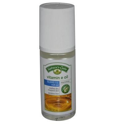 NatureS Gate Vitamin E Oil Roll On - 32000 Iu - 1.1 Fl Oz