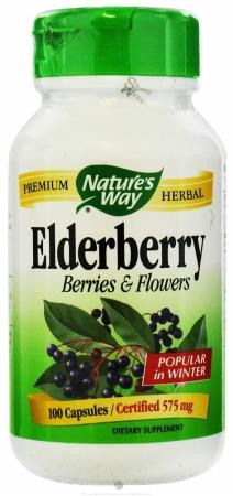 Nature'S Way 87005 2 x 2 x 4 Elderberry